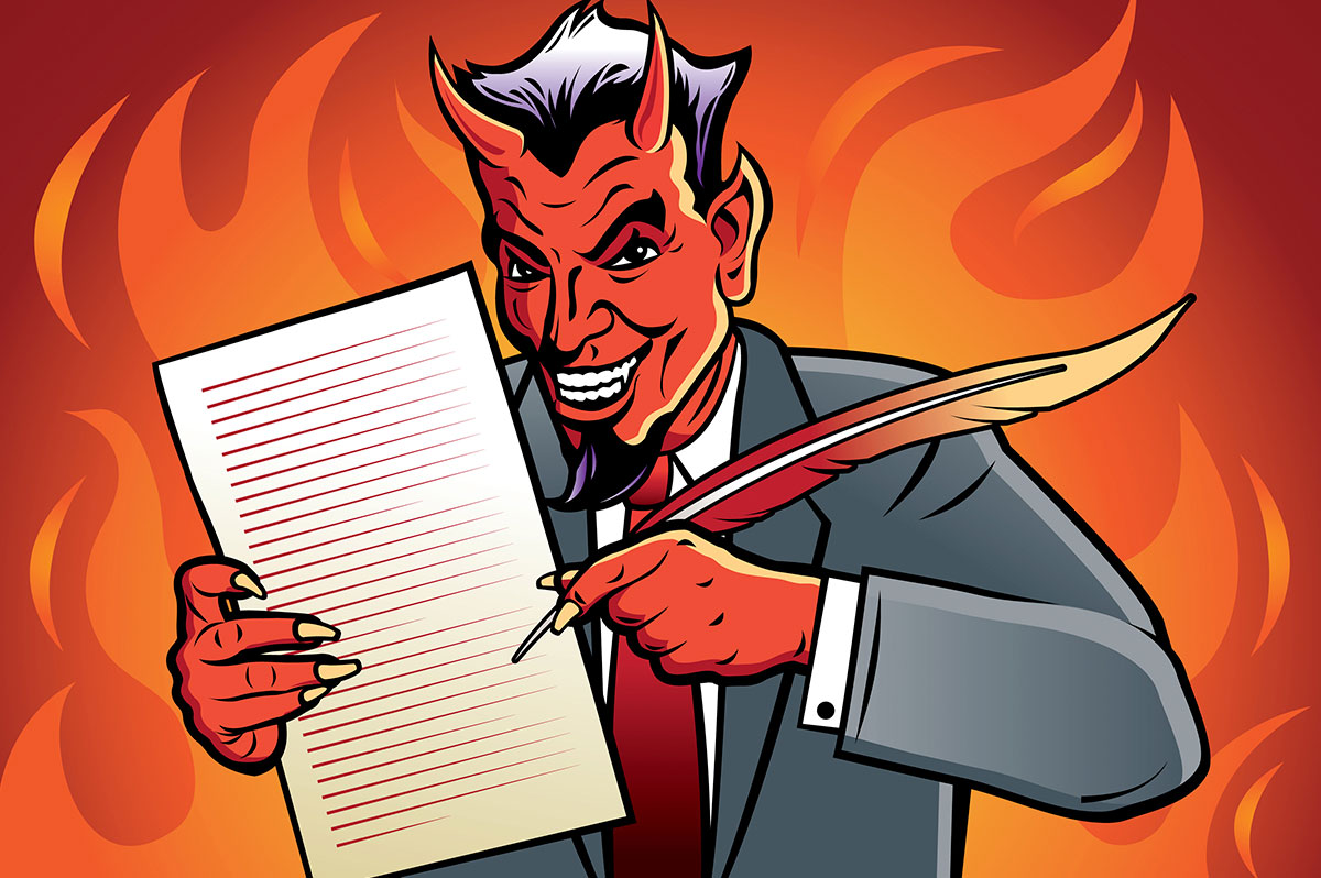 The Devil In The Fine Print – some mortgages have restrictions